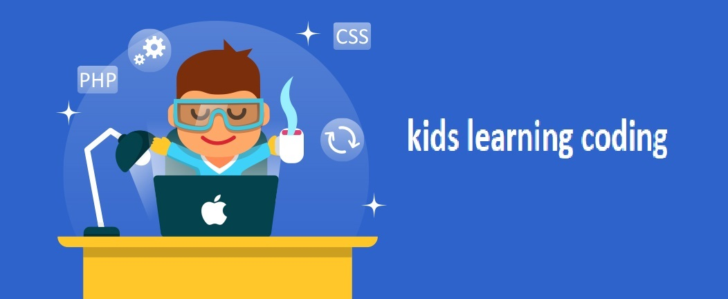 Kids Learning Coding
